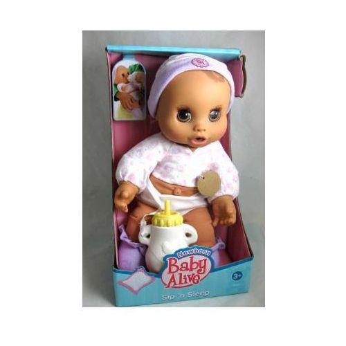 Lalka Newborn Baby Alive Noworodki Fioletowa 19045 Hasbro