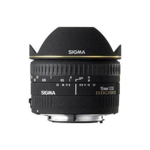 af 15/2,8 ex dg fisheye canon - produkt w magazynie - szybka wysyłka! marki Sigma