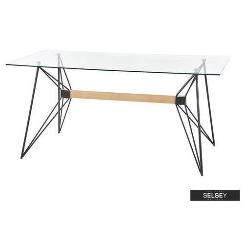 SELSEY Stół Ponnake 160x80 cm