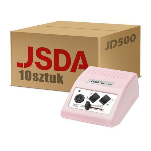 JSDA FREZARKA JD500 PINK 10 SZT., 123720