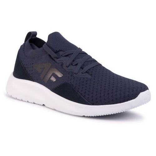 Sneakersy - d4l20-obml203 31s marki 4f