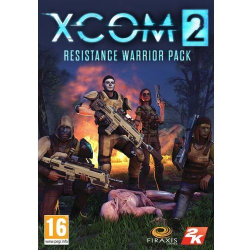 XCOM 2 Resistance Warrior Pack (PC)