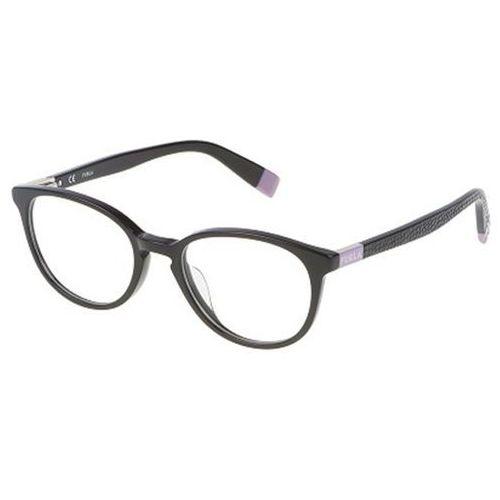 Okulary korekcyjne  vu4975 jade 0700 marki Furla