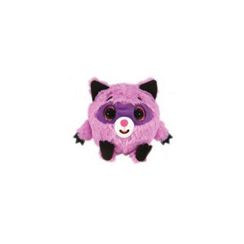 Zigamazoos maskotka purpurowy Szop Pracz 15 cm, IDEA-5818