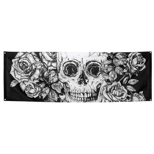Boland Baner materiałowy day of the dead - 74 cm x 220 cm - 1 szt. (8712026970718)