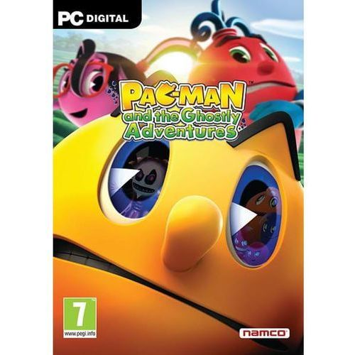 Pac-Man Ghostly Adventures (PC)