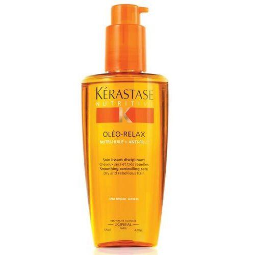 nutritive oleo-relax, fluid wygładzający, 125ml marki Kerastase