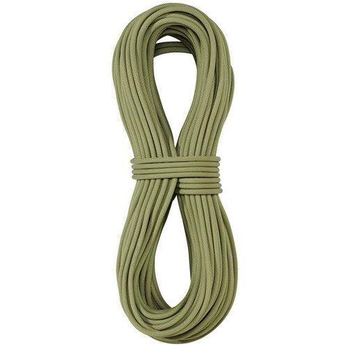 Edelrid skimmer pro dry lina wspinaczkowa 7,1mm 60m oliwkowy 2018 liny połówkowe (4052285498948)