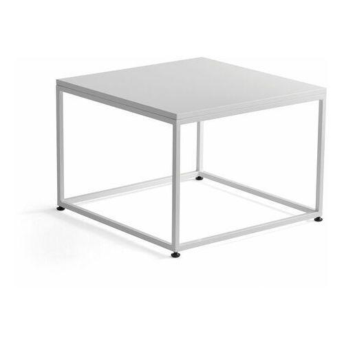 Stół kawowy mood, 700x700 mm, biały marki Aj produkty