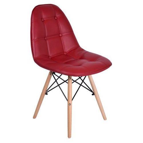 Krzesło lyon czerwone marki Ehokery.pl