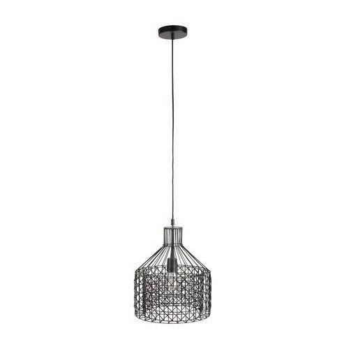 Dutchbone Lampa wisząca JIM WIDE 5300128, kolor czarny;czarny