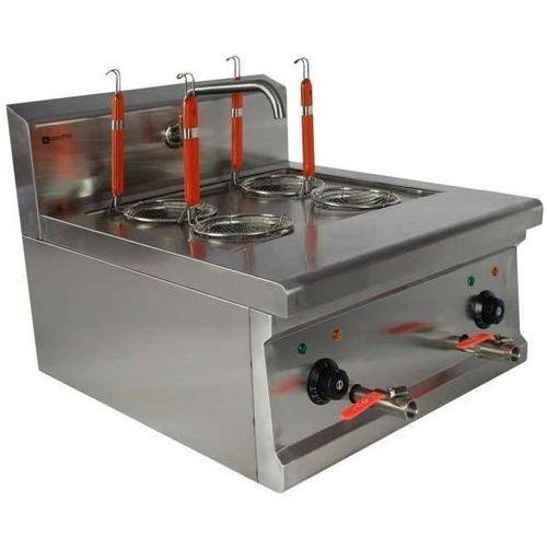 Makaroniarka elektryczna nastawna 4 kosze | 4000w | 690x520x(h)474mm marki Cookpro