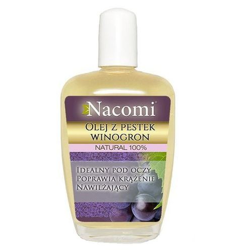 Olejek z pestek winogron : rozmiar - 50 ml marki Nacomi