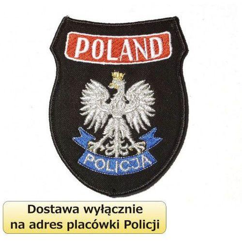 """Emblemat Policji """"Poland - Policja"""""""