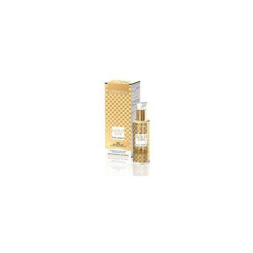 gold 24k tb, gg gold&glow, serum odmładzające, 30ml marki Dermika