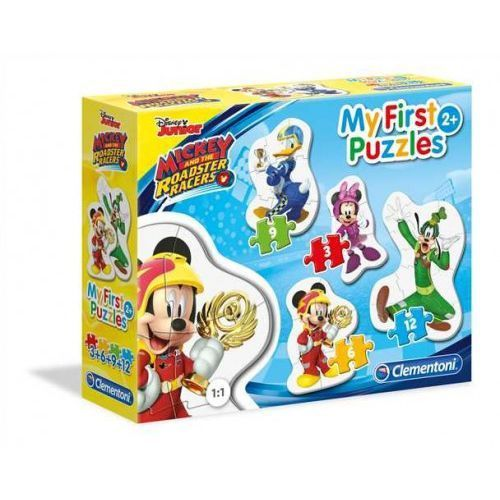 Clementoni Moje Pierwsze Puzzle Miki i Raźni Rajdowcy (8005125208074)