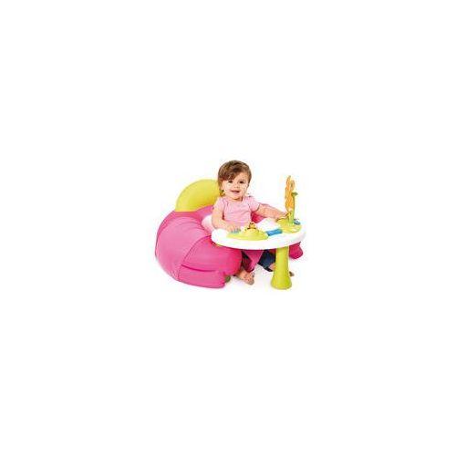 Siedzisko interaktywne cotoons  (różowe) wyprodukowany przez Smoby