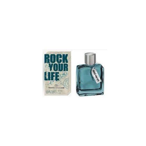 Tom Tailor Rock Your Life Men 50ml EdT