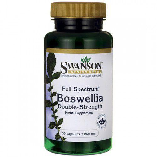 Kapsułki Swanson Boswellia Forte 800mg - (60 kap)