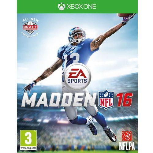 NFL 16 (Xbox One). Najniższe ceny, najlepsze promocje w sklepach, opinie.