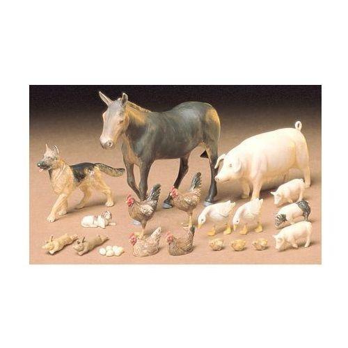 TAMIYA Livestock Set