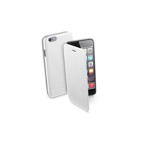 Cellular Line Book Essential do Samsung Galaxy S6 biały, kolor biały