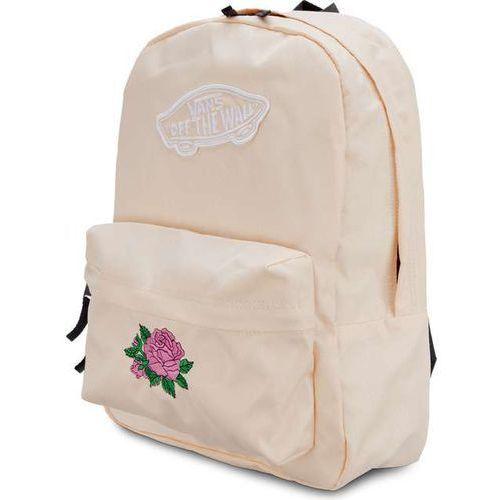 Plecak wm realm backpack bleached aprico classic rose classic rose marki Vans