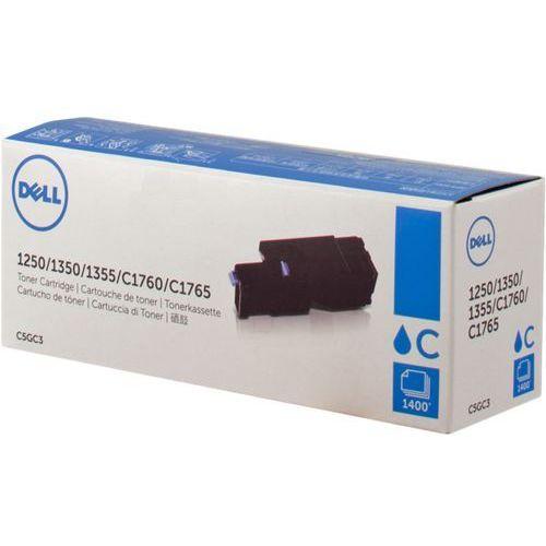 Dell toner cyan pdvtw, c5gc3, 79k5p, 593-11021 / 593-11141