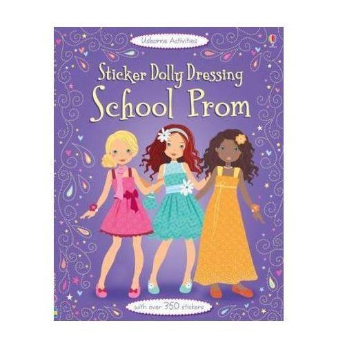 Sticker Dolly Dressing School Prom (9781409583233)