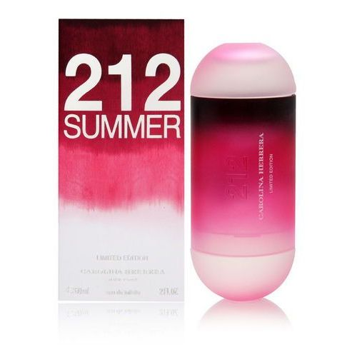 Carolina Herrera 212 Summer Woman 60ml EdT