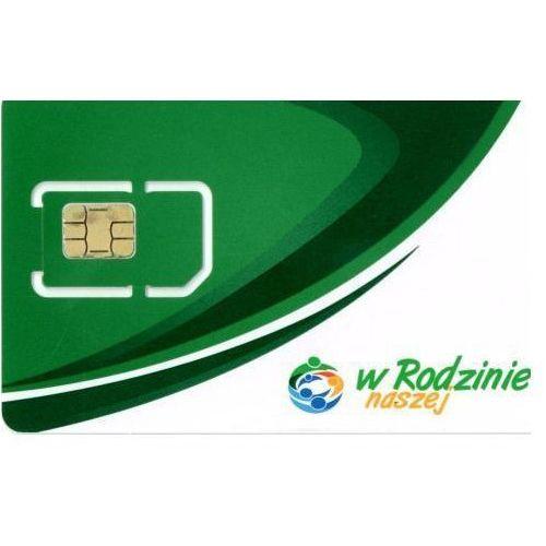 """Starter (karta SIM) - Telefonia """"w naszej Rodzinie"""""""