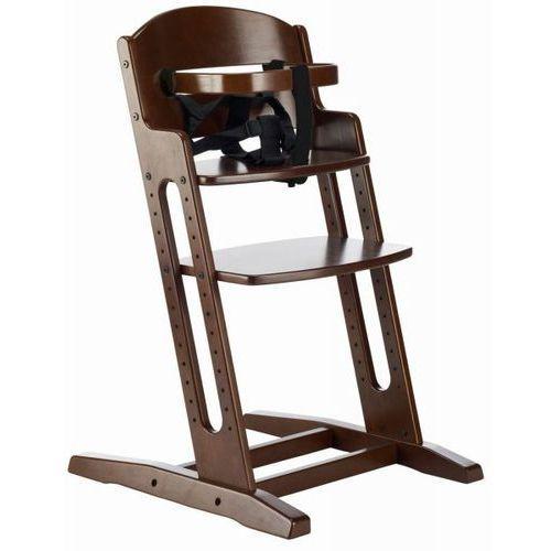 Baby dan Krzesełko do karmienia  danchair brązowe