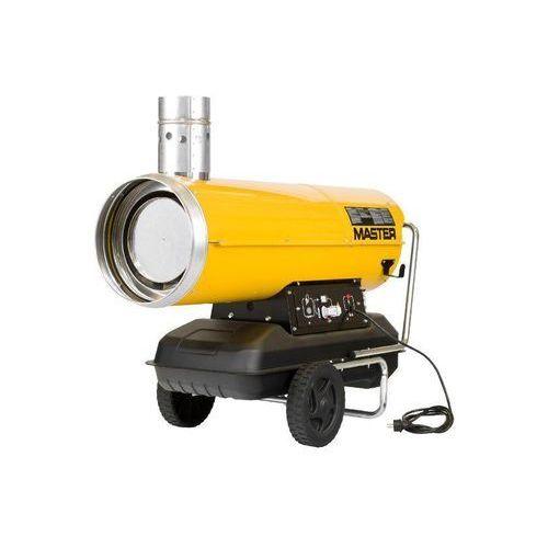 Nagrzewnica olejowa z odprowadzaniem spalin BV 170 E - 55 kW + termostat gratis - partner irmy Master