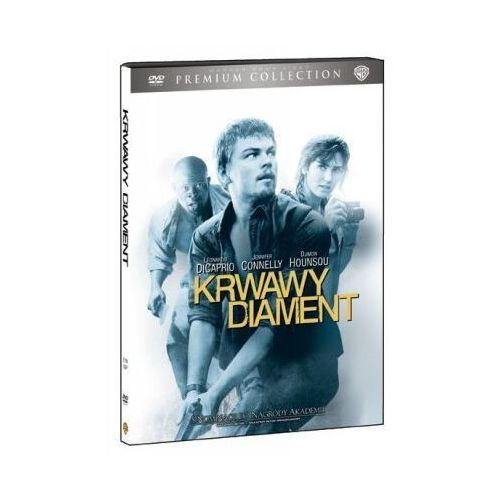 Film WARNER BROS Krwawy Diament (Premium Collection) Blood Diamond (7321909117624)