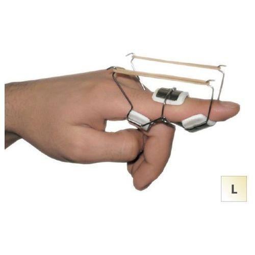 Szyna rehabilitacyjna prostująca na palec c2 - l marki Prim