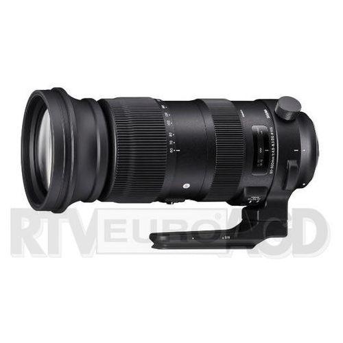 Sigma S 60-600 mm f/4.5-6.3 DG OS HSM Canon (0085126730543)