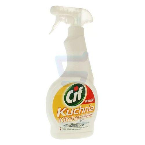 Środek do czyszczenia kuchnia Cif spray 500 ml, 03980