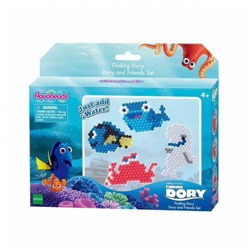 Aquabeads zestaw gdzie jest dory marki Epoch
