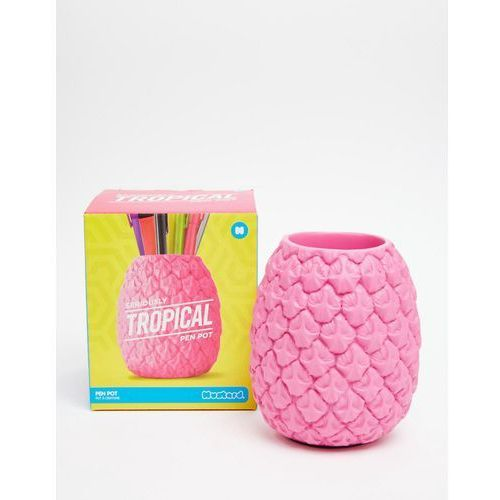 pineapple pen pot - multi marki Mustard