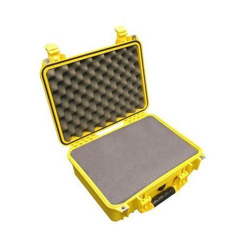 Peli 1500, WL/WF, ochrona przed Yellow walizka z pianki Żółty, 1500