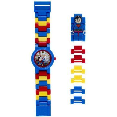 heroes zegarek na rękę superman, plastikowy, 8020257 marki Lego