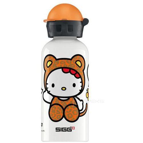 kids hello kitty leopard butelka / bidon 0.4l dla dzieci - hello kitty leopard marki Sigg