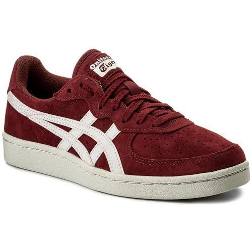 Sneakersy - onitsuka tiger gsm d5k1l burgundy/vaporous grey 2690 marki Asics