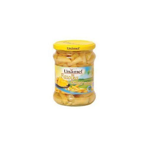 Fasolka konserwowa żółta 440 g Unamel