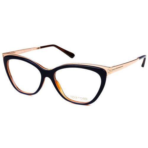 Tom ford Okulary korekcyjne  ft5374 090