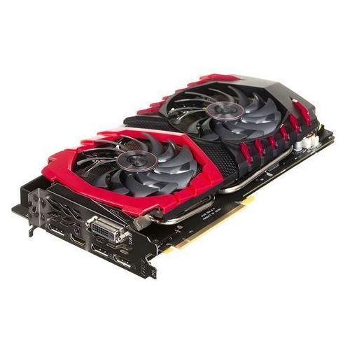 Karta graficzna MSI GeForce GTX 1070 GAMING Z 8GB (256 Bit) HDMI, DVI-D, 3xDP, BOX (GTX 1070 GAMING Z 8G) Szybka dostawa! Darmowy odbiór w 19 miastach!, GTX 1070 GAMING Z 8G