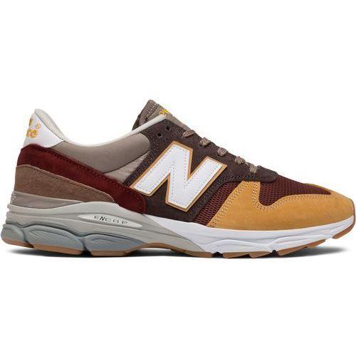 Buty Sneakersy New Balance M7709FT, kolor wielokolorowy