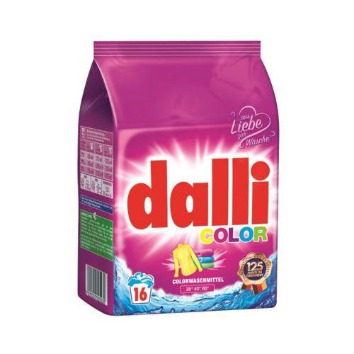 Dalli-werke Dalli 1,04kg color plus niemiecki proszek do prania tkanin kolorowych (16 prań)