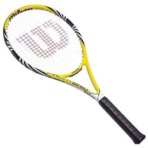 Rakieta tenis ziemny pro hybrid wrt58390u3 l3 2012 marki Wilson
