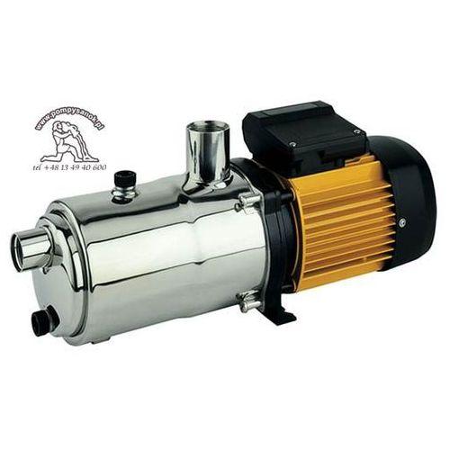 Tecnoself 25.3 lub 25.3 M pompa wielostopniowa pozioma - Q max 120l/min, H max 34m